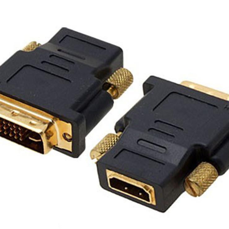 Đầu DVI(24+1) to HDMI