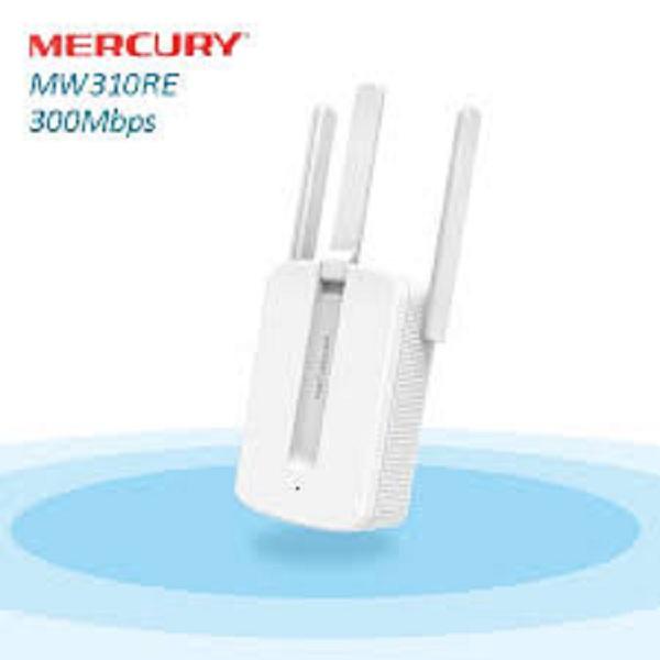 Kích sóng Mercury 3 dâu tốc độ 300M - Kích sóng Wifi 3 dâu( 3 Ăngten|) cực mạnh _Hàng chính hãng
