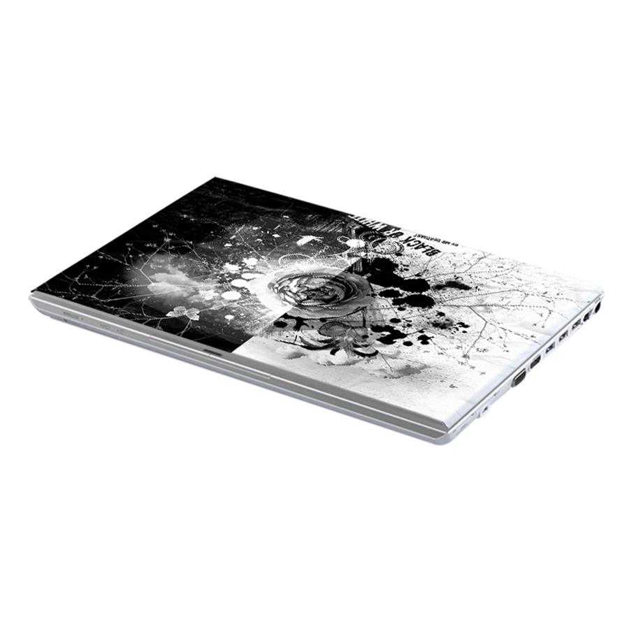 Mẫu Dán Decal Laptop Nghệ Thuật LTNT-117