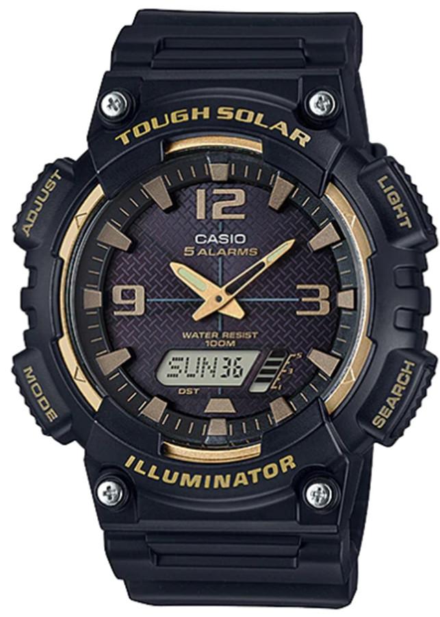 Đồng hồ nam dây nhựa Casio AQ-S810W-1A3VDF