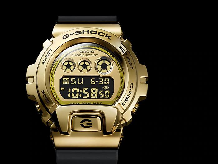 Đồng hồ Casio Nam G SHOCK  GM-6900G-9DR