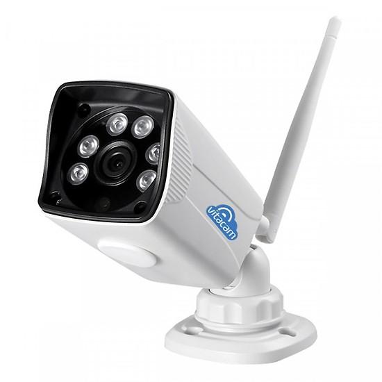 Camera IP WIfi Ngoài trời Vitacam VB720 , TẶNG KÈM THẺ NHỜ 16G - Hàng Chính Hãng