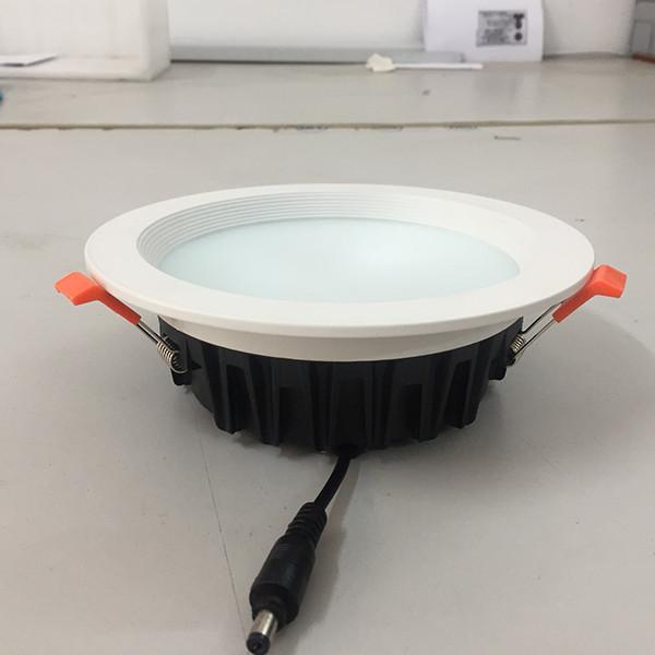Đèn Led Âm trần - Downlight DL167 - Chip led Nichia - Quang thông 185 lm/W - Hàng chính hãng