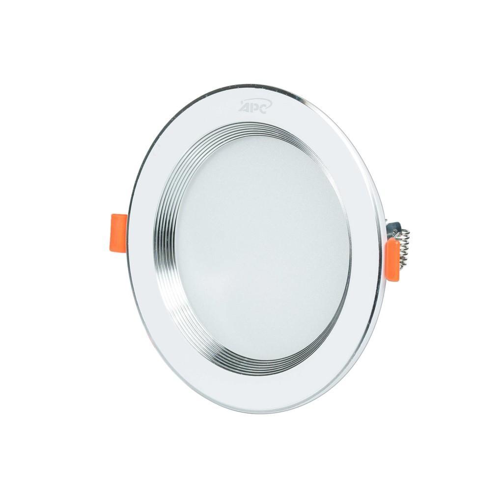 Bóng đèn LED âm trần đế tản 7W APC