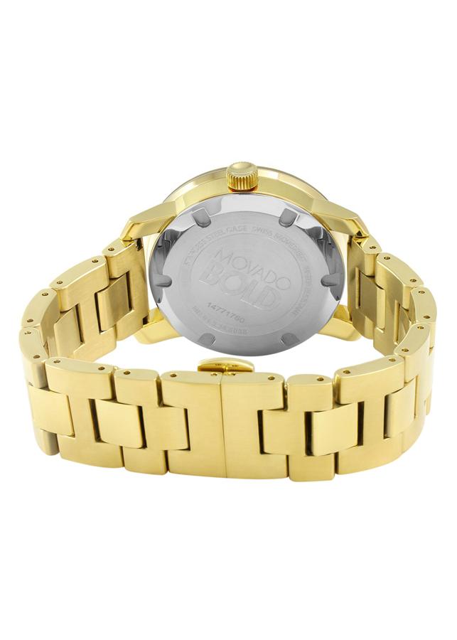 Đồng Hồ Nữ Dây Kim Loại Movado 3600104 (36mm) - Vàng