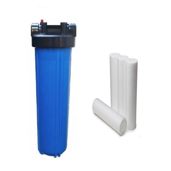 Cốc lọc béo 20 inch, cốc lọc nước sinh hoạt