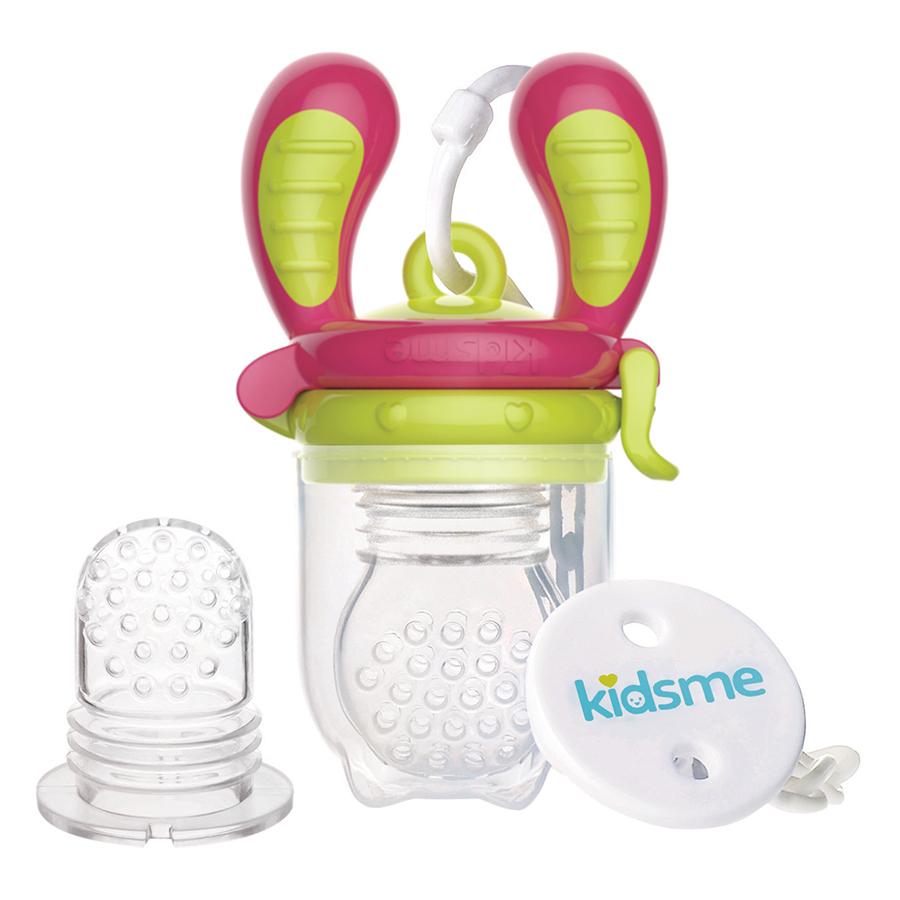 Bộ Túi Nhai Chống Hóc Kidsme Limited Edition 2018