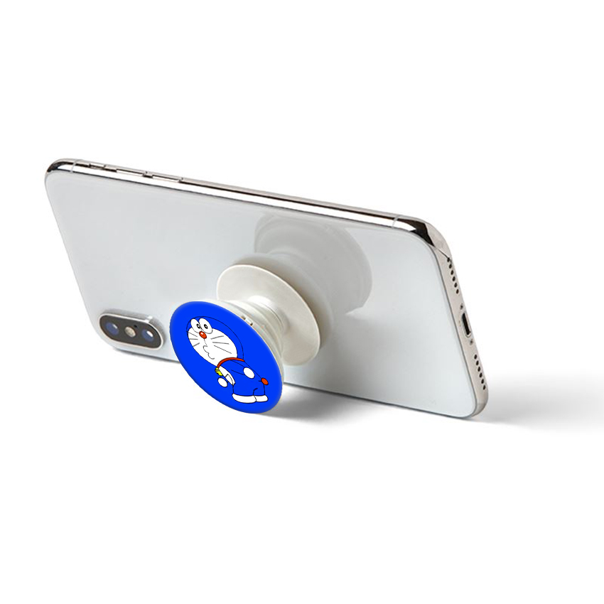 Gía đỡ điện thoại đa năng, tiện lợi - Popsockets - In hình DOREMON 01 - Hàng Chính Hãng