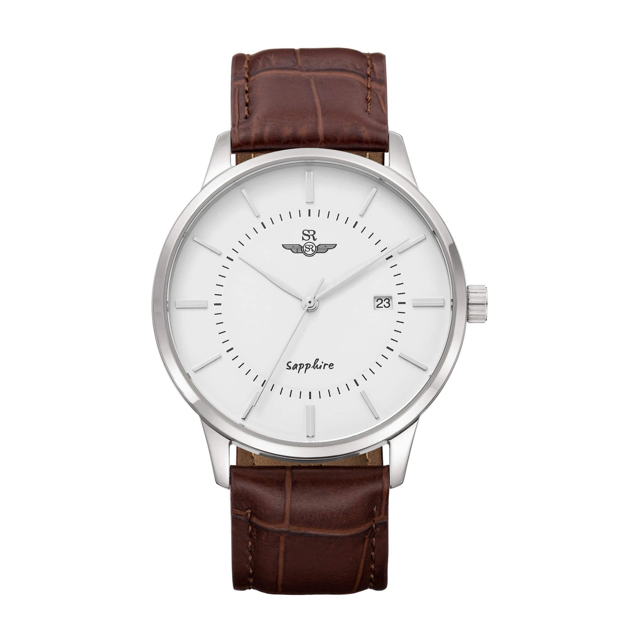 Đồng hồ nam Dây Da SRWATCH SG3007.4102CV