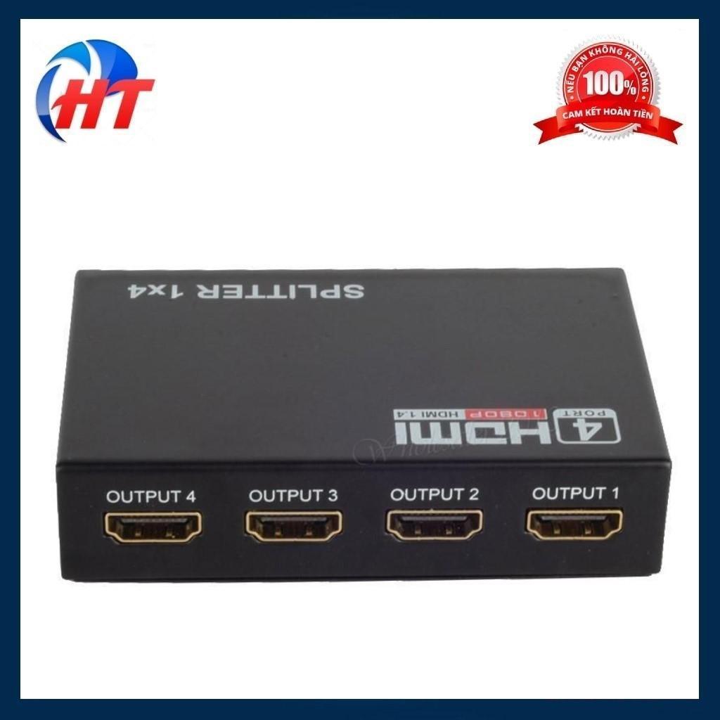 Bộ chia tín hiệu HDMI 1 HDMI ra 4 HDMI