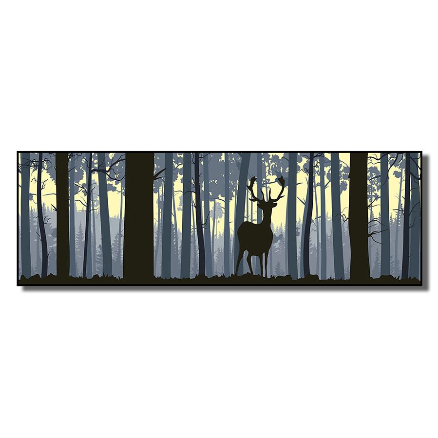 Tranh Cầu Thang Phòng Ngủ Q31C-6180-49 (60 x 180 cm)