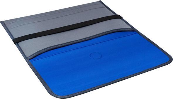 """Túi Chống Sốc SRSLY Singapore Laptop 11 - 12"""" - Xám - Xanh"""