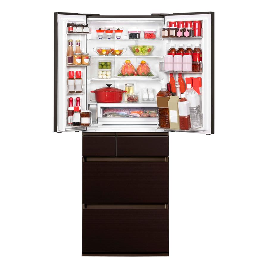 Tủ Lạnh Inverter 6 Cánh Panasonic NR-F503GT-T2 (491L) - Hàng Chính Hãng