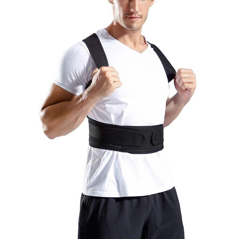 Đai, Áo Ngăn Ngừa Cong Lưng Giảm Nhức Mỏi Cột Sống, Giúp Tập Gym Hiệu Quả Hơn