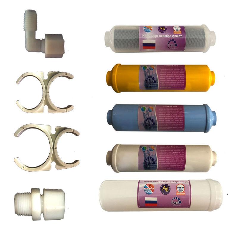Lõi lọc số 4,5,6,7,8 dùng cho máy lọc nước Nano