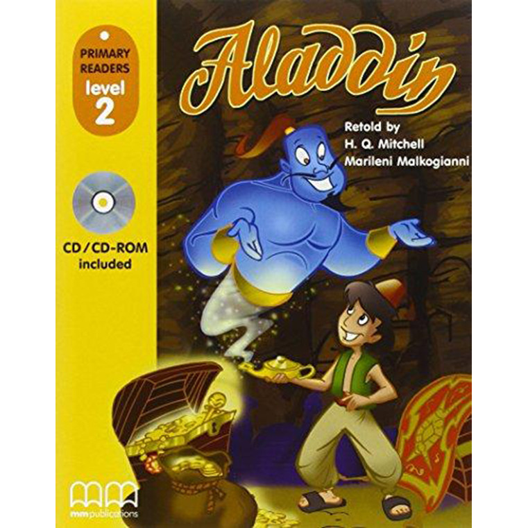 ALADDIN (WITH CD-ROM)