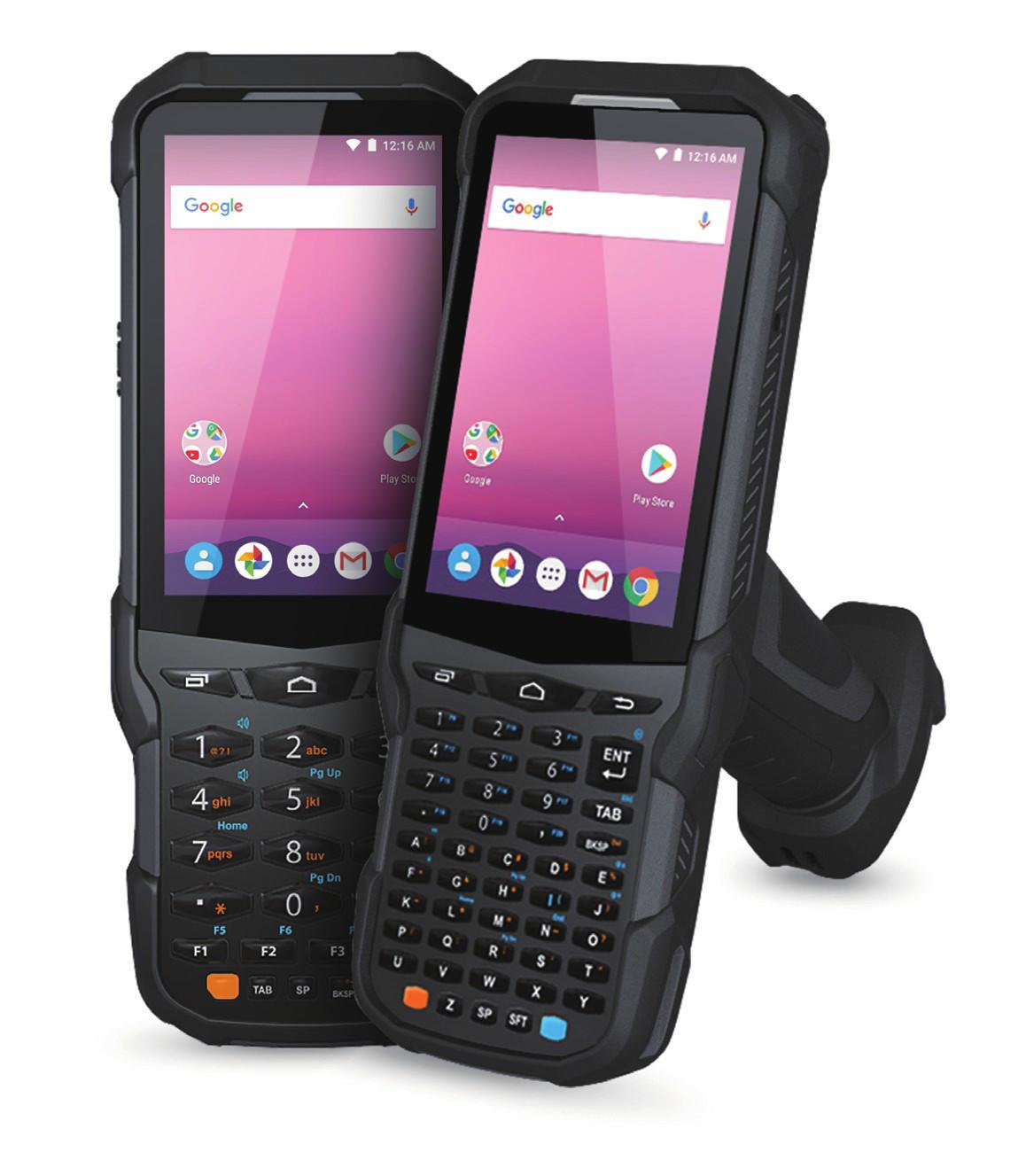 Máy kiểm kho Point Mobile PM550 - Hàng nhập khẩu