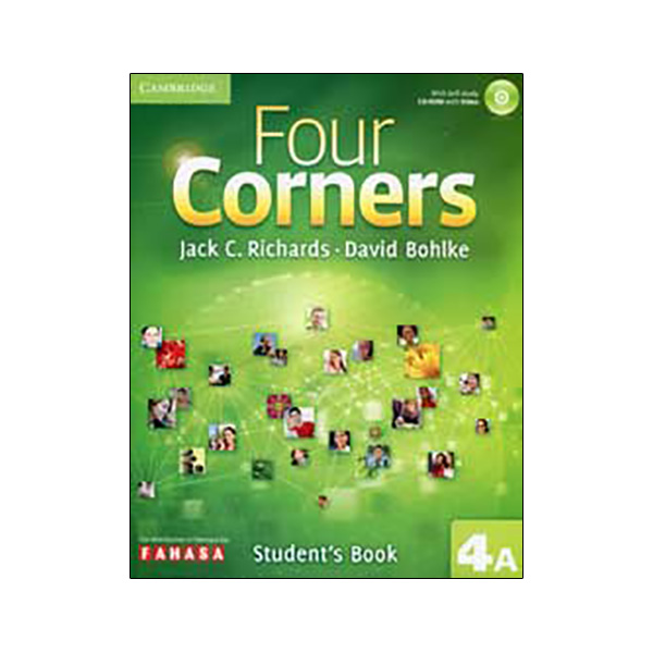 Four Corners SB 4A w CD-Rom
