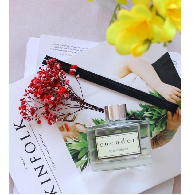 Tinh dầu tán hương Hoa Hồng Cocod'or 200ml