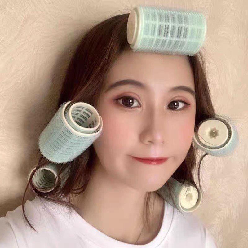 Lô cuốn tóc phồng mái tự dính tạo sóng tóc mềm mại tự nhiên KT31