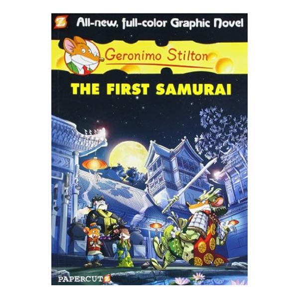Geronimo Stilton: The First Samurai