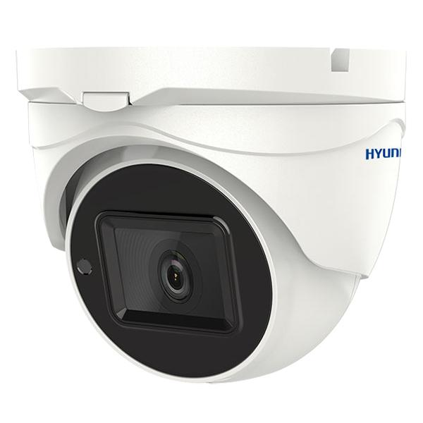 Camera HD-TVI bán cầu điều chỉnh tiêu cự hồng ngoại 40m ngoài trời 5.0 Mega Pixel - Hàng nhập khẩu