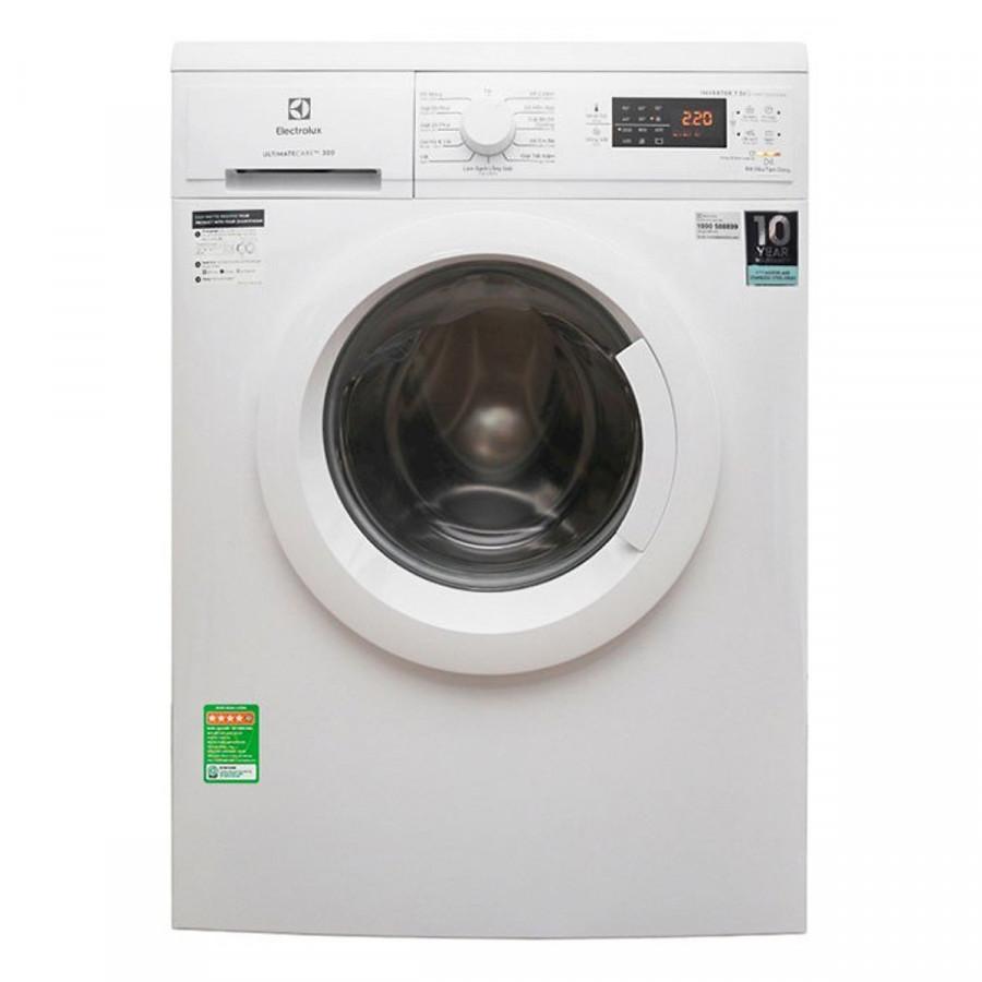 Máy Giặt Cửa Trước Inverter Electrolux EWF7525DGWA .(7.5kg) HÀNG CHÍNH HÃNG  - Máy giặt