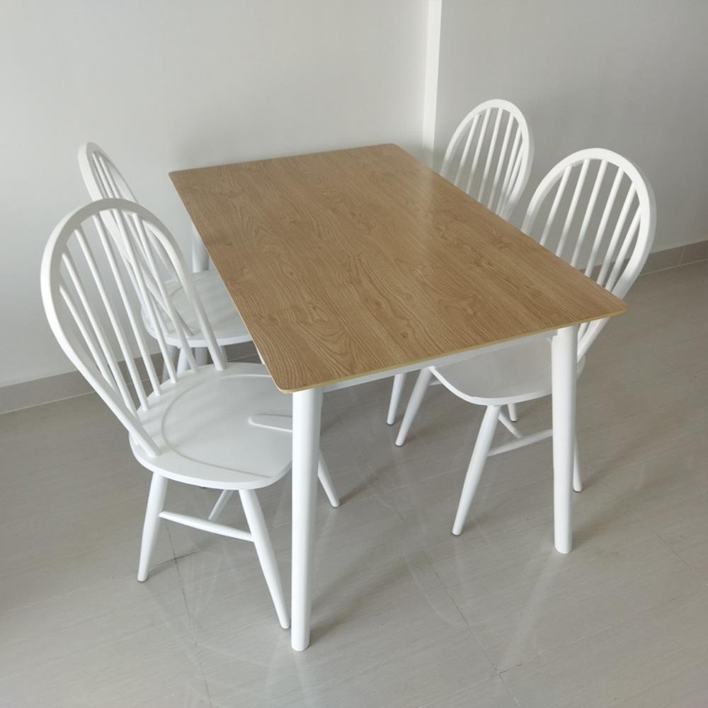 Bộ bàn ăn Windsor