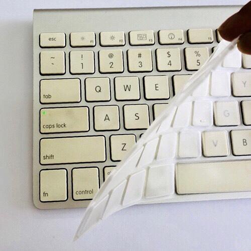 Miếng phủ bàn phím bảo vệ cho iMac hiệu JCPAL FitSkin Tpu - Hàng nhập khẩu