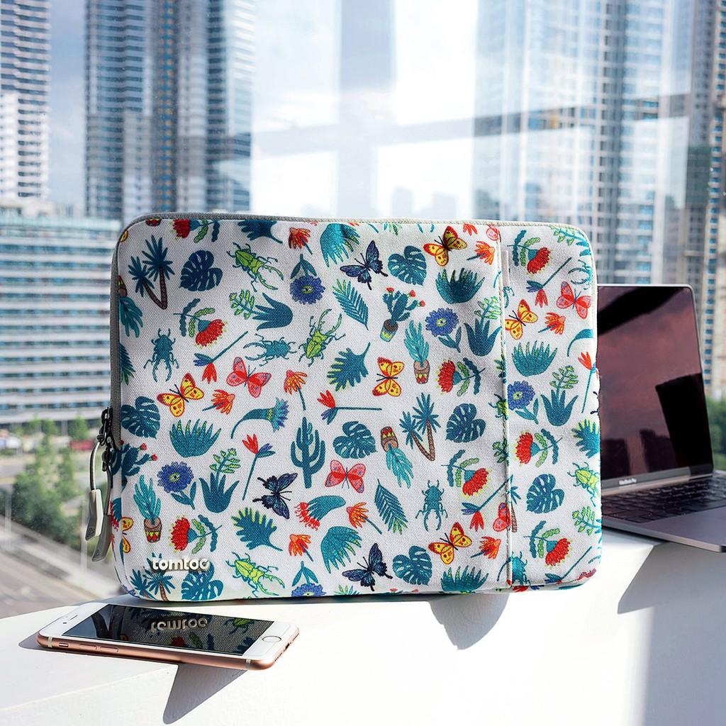 Túi chống sốc Tomtoc (USA) 360° Protective Macbook - Surface 13.3inch Grass Green - A13