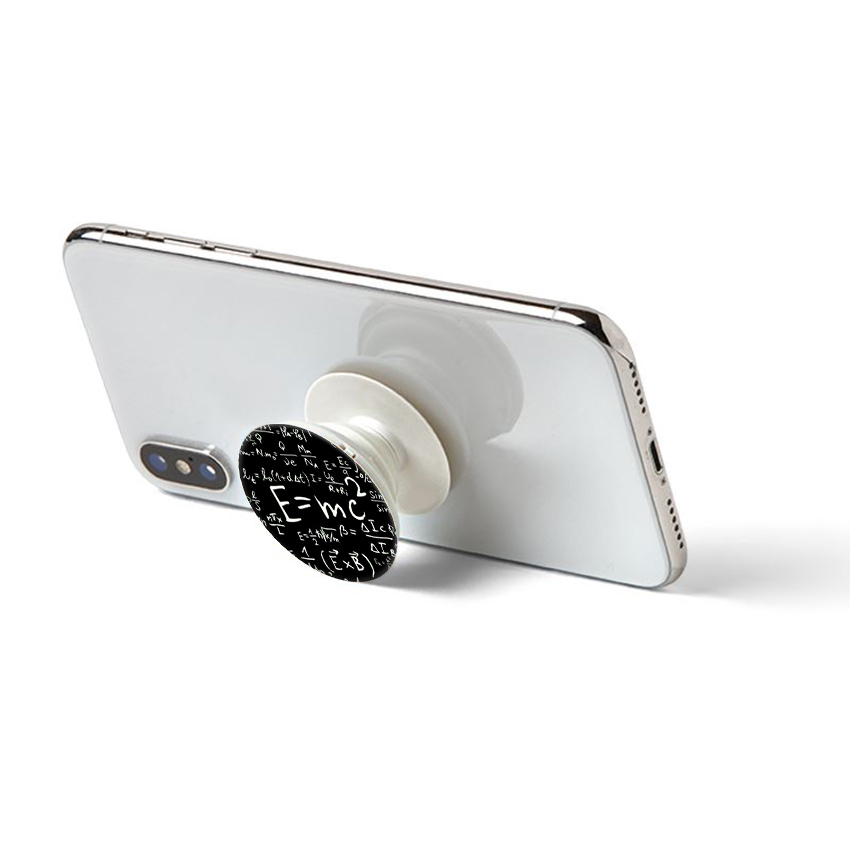 Gía đỡ điện thoại đa năng, tiện lợi - Popsockets - In hình CTVL - Hàng Chính Hãng
