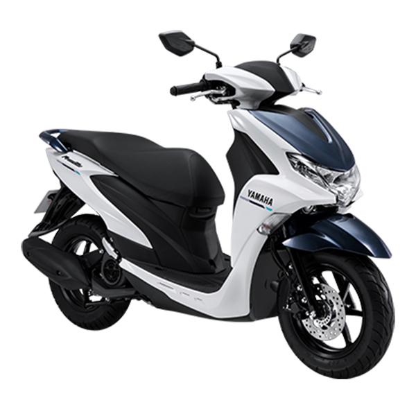 Xe máy Yamaha Freego (Bản tiêu chuẩn) - Trắng