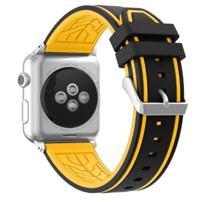 Dây silicon dành cho Apple watch (T4) size 38/40mm