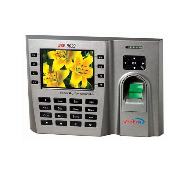 Máy chấm công vân tay WISE EYE WSE 9039 - Hàng nhập khẩu