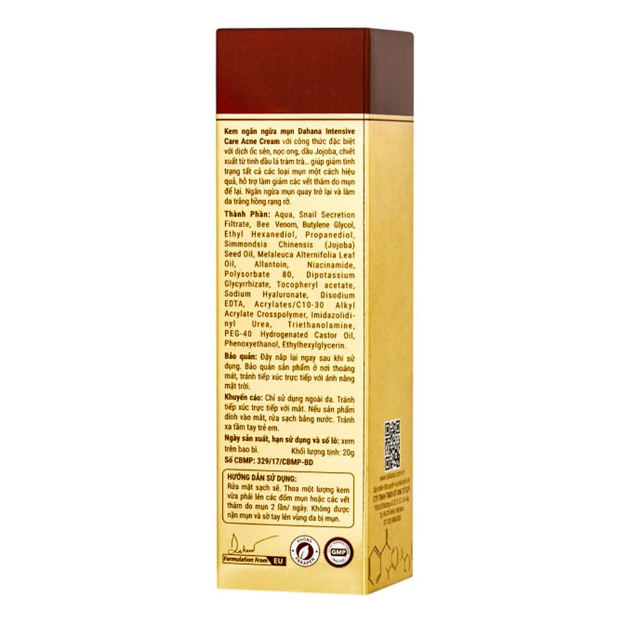Dahana Acne Cream 20g
