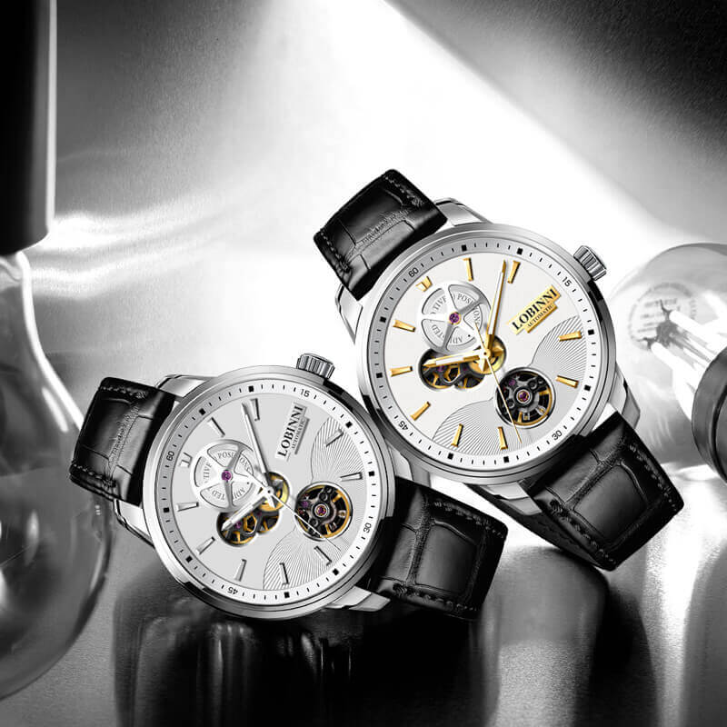 Đồng hồ nam chính hãng LOBINNI L5018-2