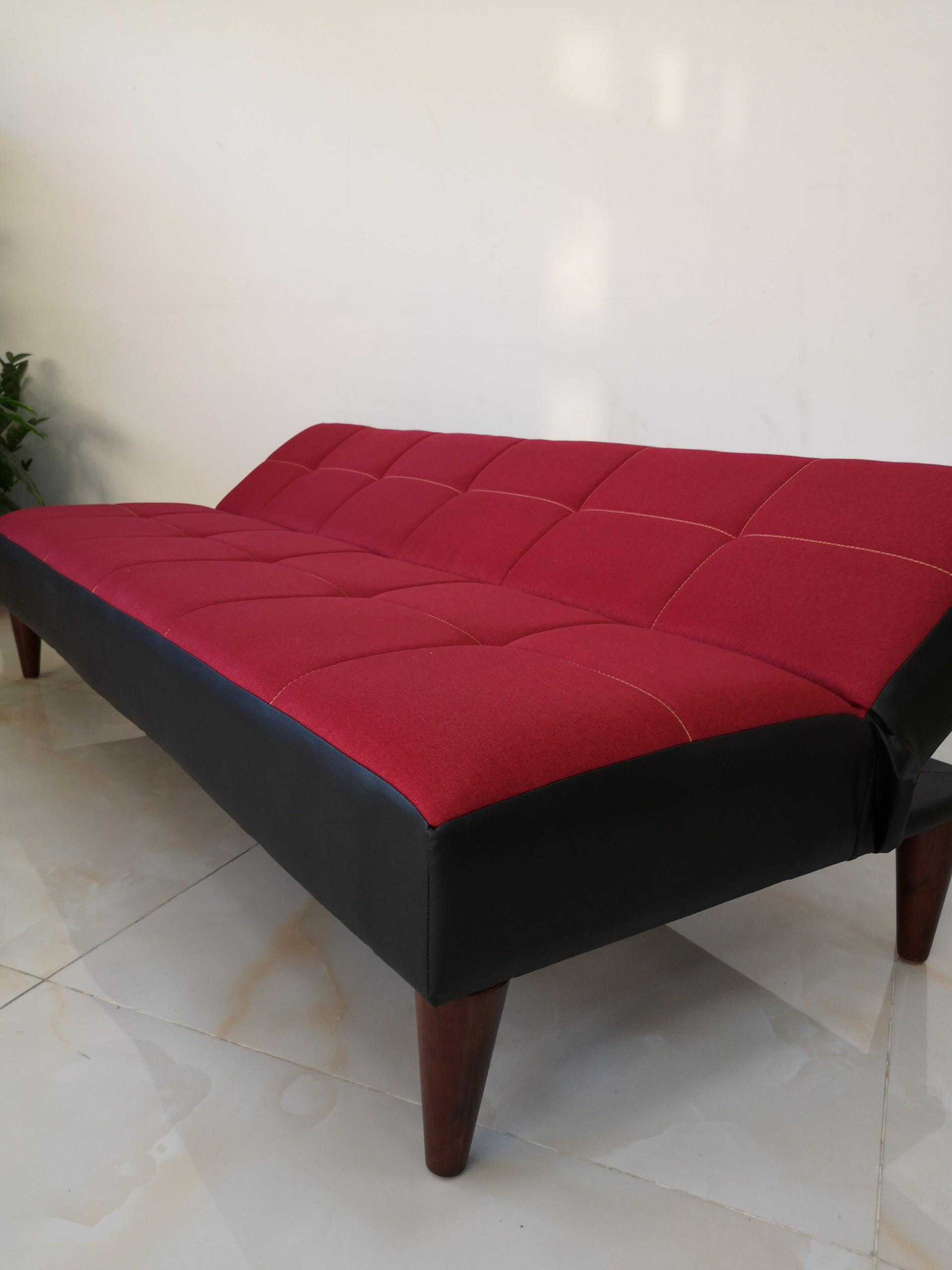Sofa giường BNS-BNS2006V - Đỏ