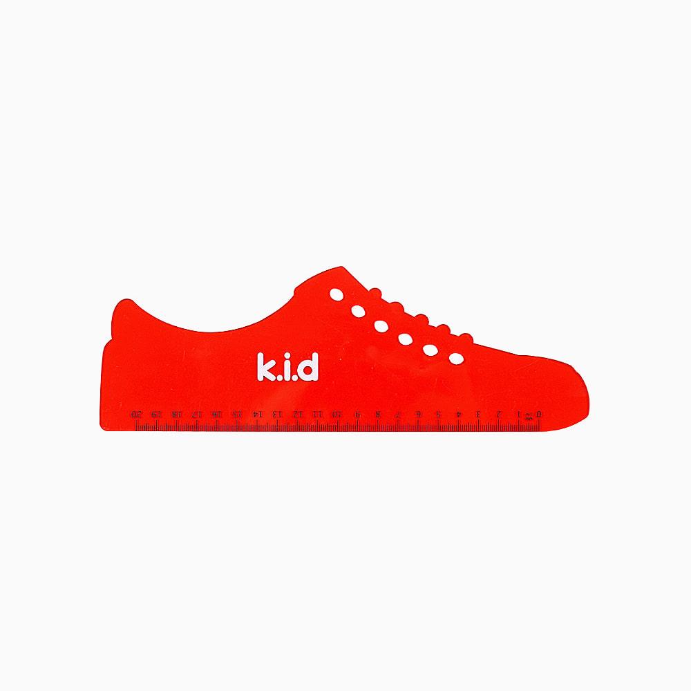 Cây thước hình chiếc giày