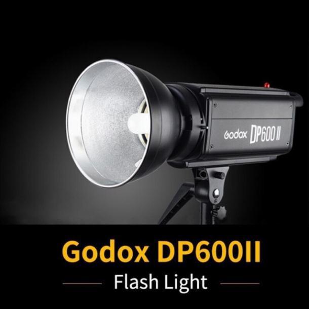 Đèn Studio Godox DP600II