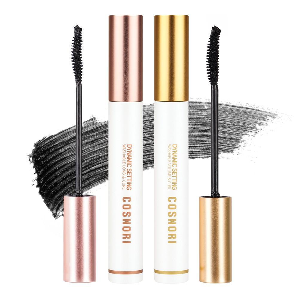 Chuốt mi Cosnori Dynamic Setting Mascara Washable Volume&Curl 7ml