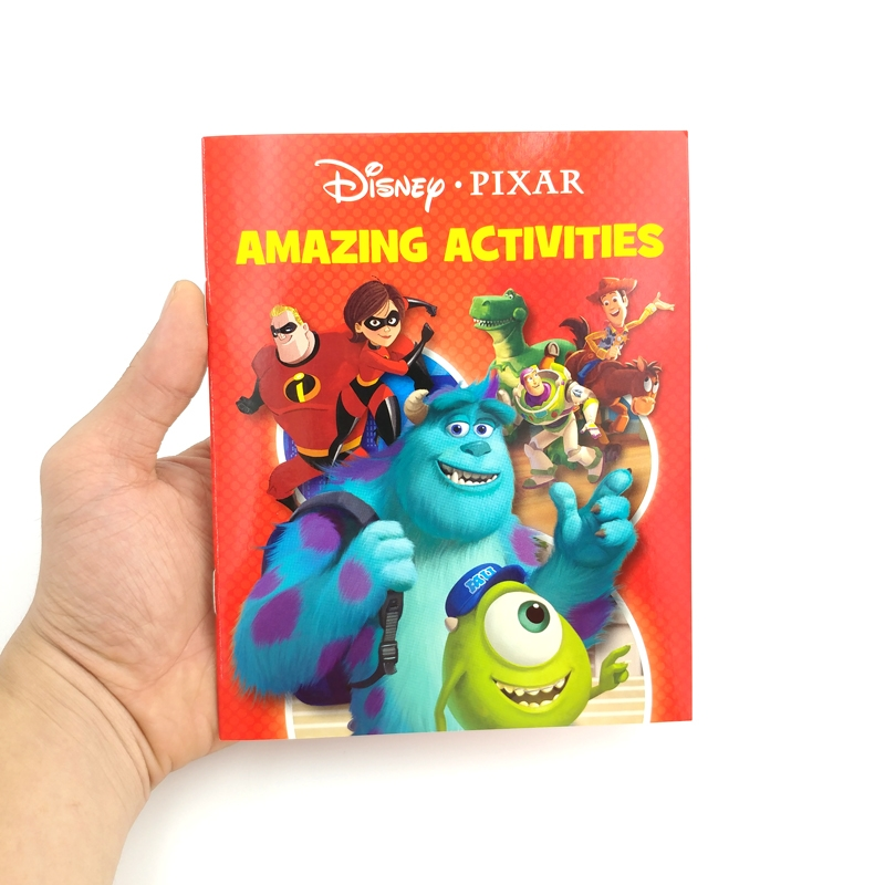 Disney Pixar - Mixed: (Happier Tins Disney)