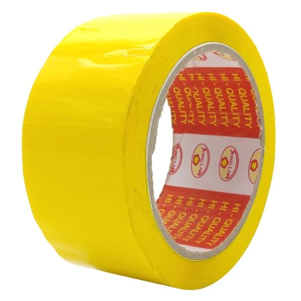 Băng Keo Màu (48*80Y) - Màu Vàng
