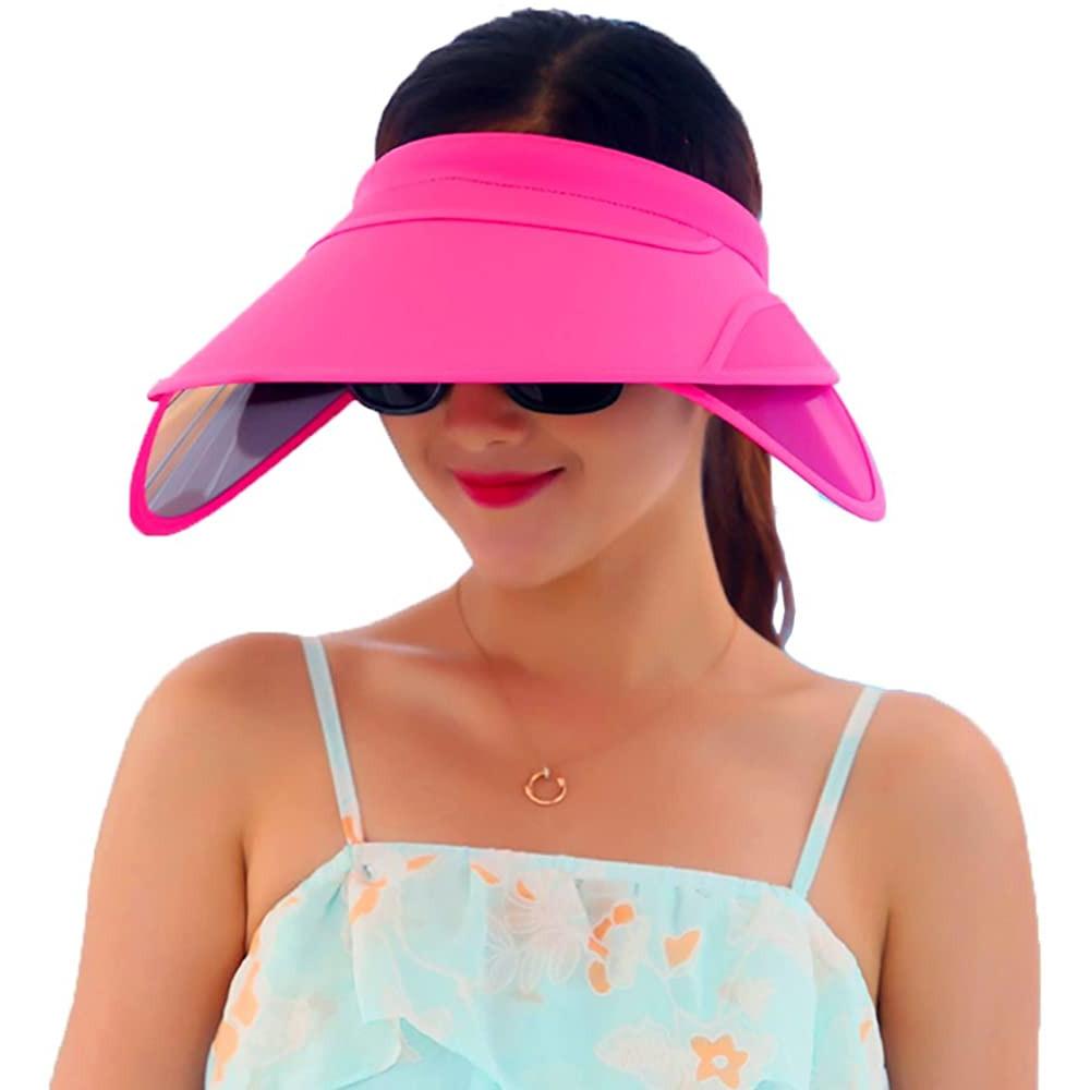 Nón chống nắng đi giã ngoại - chống tia UV nửa đầu có vành 2 bên cao cấp  Màu Ngẫu nhiên