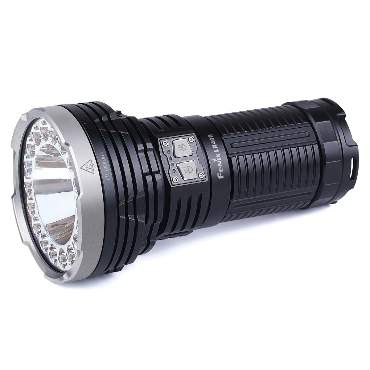 Đèn pin Fenix - LR40R - Mức sáng 12000 Lumens