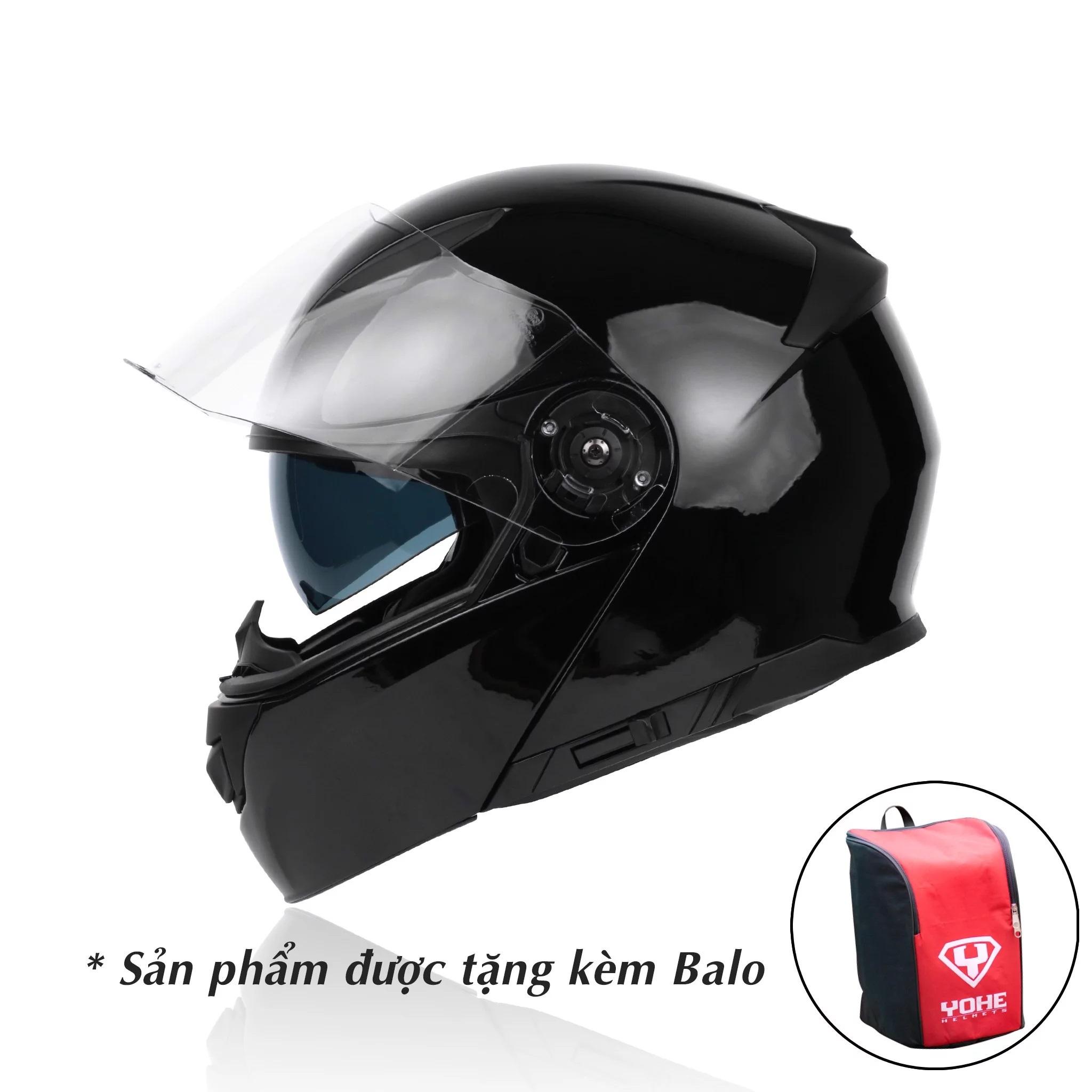 Mũ bảo hiểm Fullface YOHE 950 lật hàm