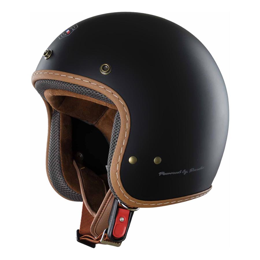 Mũ Bảo Hiểm 3/4 Sunda 390  Taiwan 1 màu
