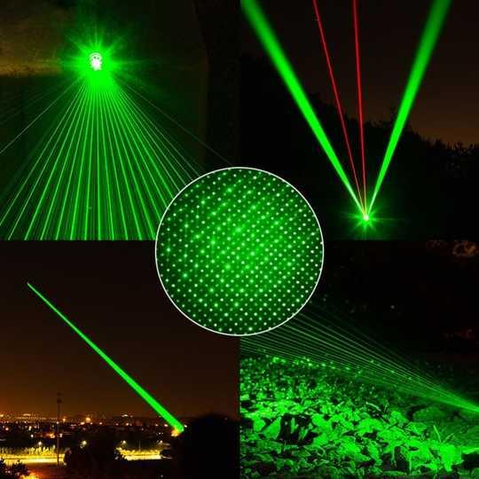 Đèn Laser Ngoài Trời 1W NE 609