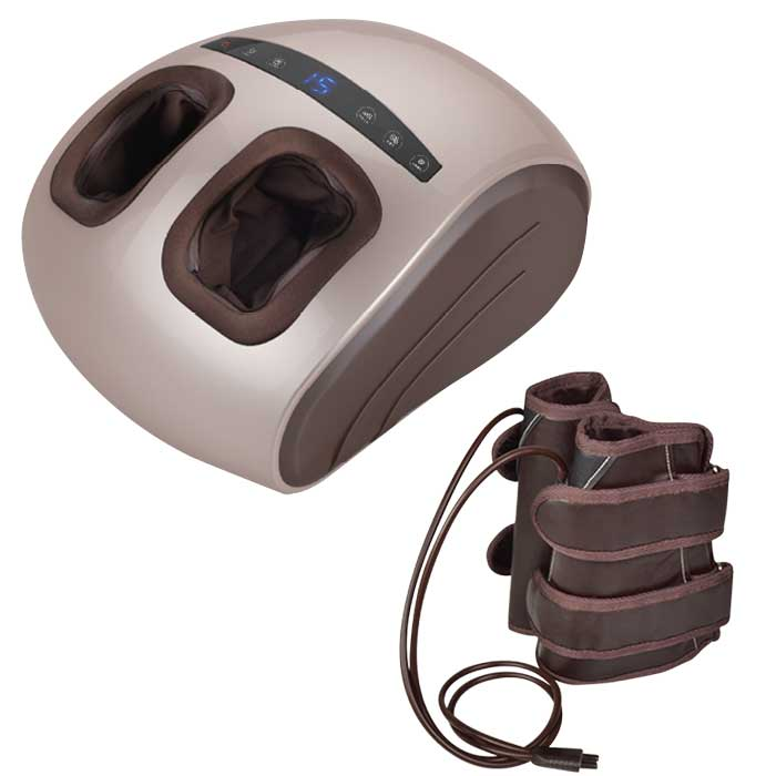 Máy massage chân áp suất khí nhật bản Nikio NK-188 - 2 in 1