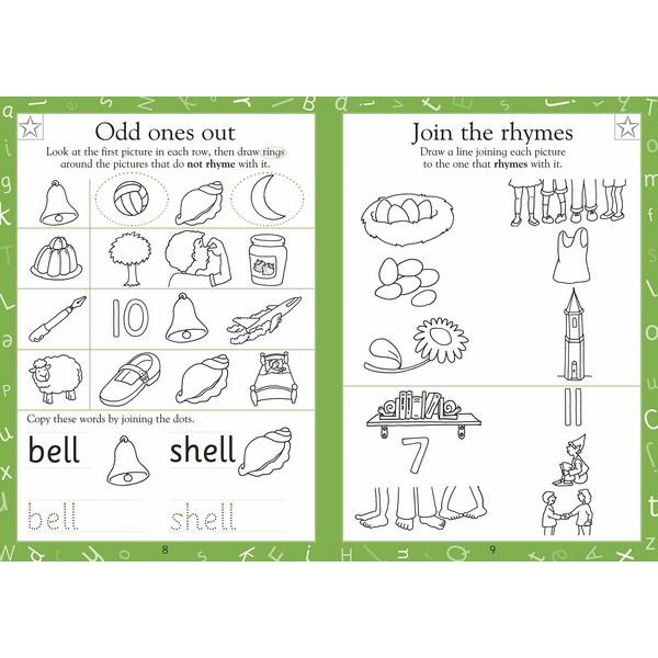 Rhyming Preschool Ages 3-5