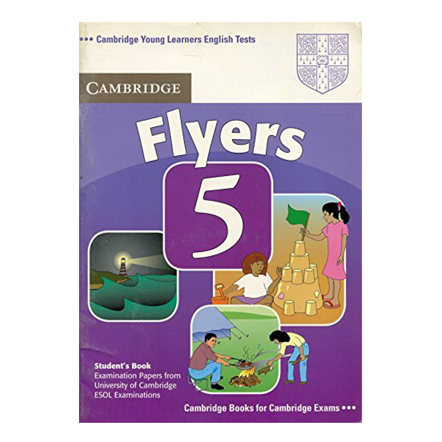 Cambridge Young Learner English Test Flyers 5: Student Book